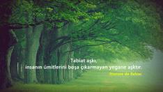Doğa Sözleri , Yaşam – Tabiat