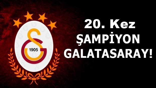 Galatasaray 20. Şampiyonluk Sözleri