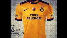 Galatasaray 4 Yıldız Forma Görselleri