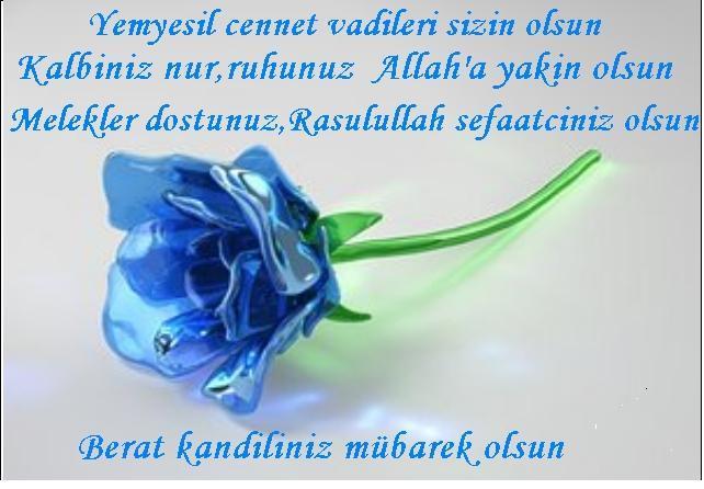 Kisa Kandil Mesajlari