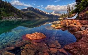 Manzara Resimleri Su