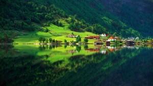 Manzara Resimleri Yeşil