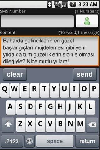 Telefonda Aşk Mesajları