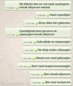 whatsapp sozleri