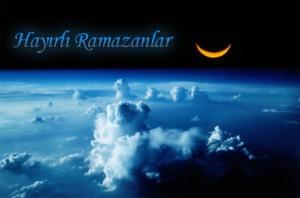 Hayırlı Ramazanlar Görselleri