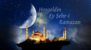 Hoşgeldin Ramazan Görselleri