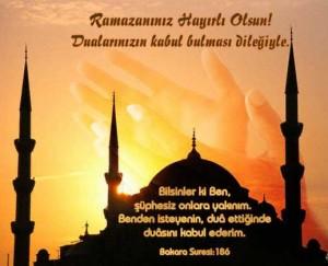 Ramazan Mesajları 2015