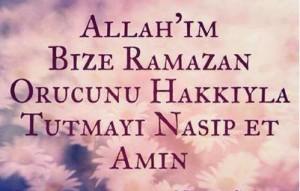 Ramazan Mesajları Yeni