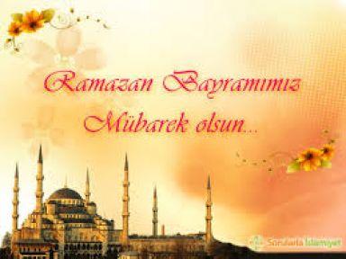 2015 Ramazan Bayramı Mesajları