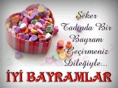 Ramazan Bayram Mesajı