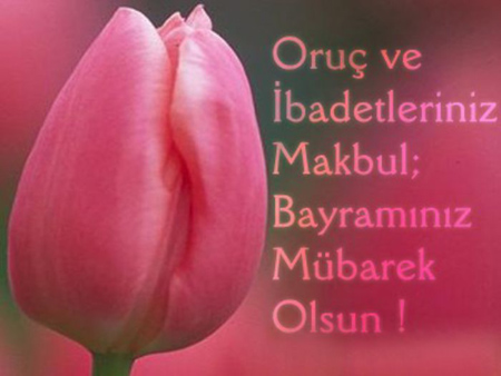 En Güzel Ramazan Bayramı Sözleri