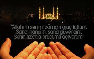 iftar duası görselleri