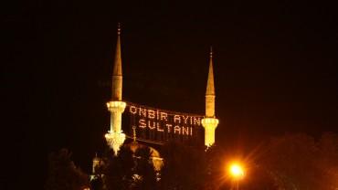 Ramazan Geldi Hoş Geldi Resimli Sözleri