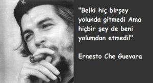 Che Guevara Sözleri anlamlı