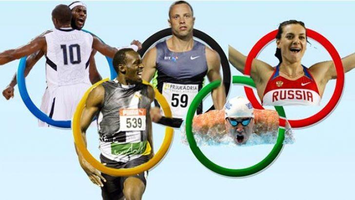 Olimpiyatlar Sözleri