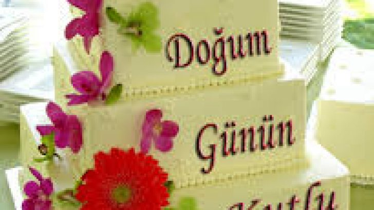 Pastalı doğum günü mesajı ve görselleri