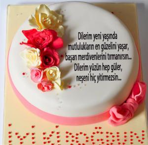 pastalı doğum günü mesajı
