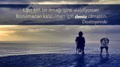 Fyodor Mihayloviç Dostoyevski Sözleri