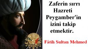 fatih sultan mehmed sözleri kapak