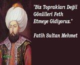 fatih sultan mehmet sözleri kapak