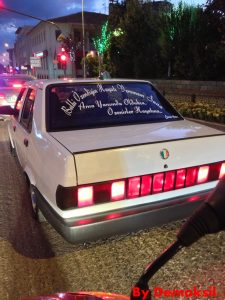 araba arkası sözleri yeni