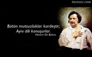 Balzac Sözleri facebook