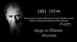 10 Kasım Önder