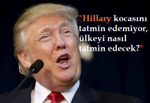donald trump sözleri