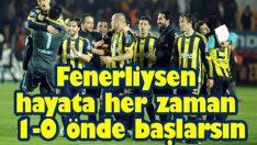 Galatasaray Fenerbahçe Derbi Sözleri