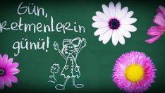 Öğretmenler Günü Mesajı