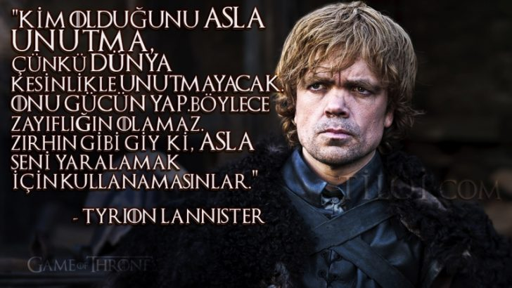 Game Of Thrones Sözleri
