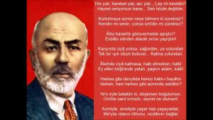Mehmet Akif Ersoy Şiirleri Kapak
