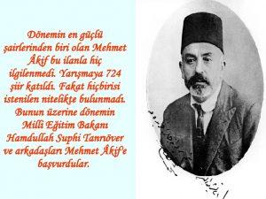 Mehmet Akif Ersoy Şiirleri Resimli
