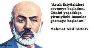 Mehmet Akif Ersoy Sözleri resimli