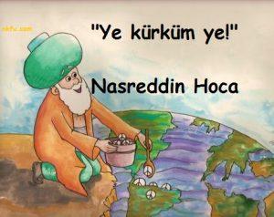 Nasreddin Hoca Sözleri Kısa