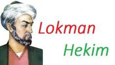 Lokman Hekim Sözleri