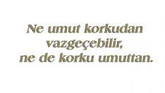Spinoza Sözleri