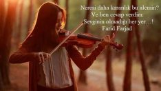 Farid Farjad Sözleri