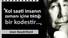 Jean Baudrillard Sözleri