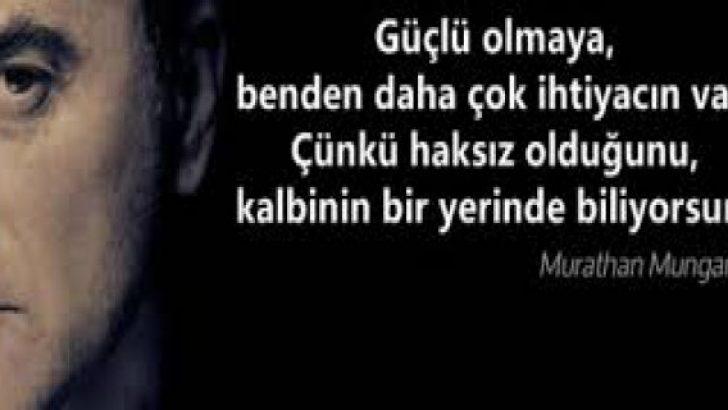 Murathan Mungan Sözleri