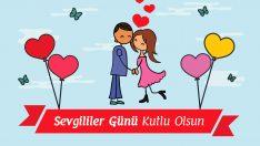 Romantik Sevgililer Günü Mesajları