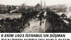 İstanbul'un Kurtuluşuyla İlgili Sözler
