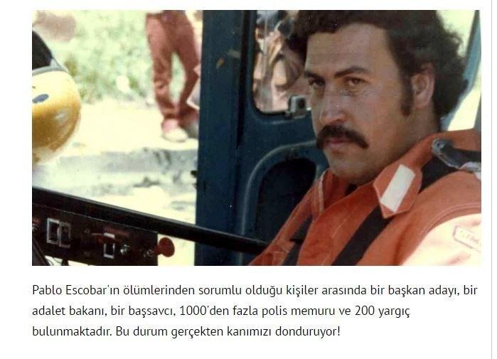 Pablo Escobar Sözleri
