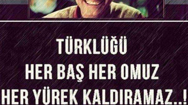 Türklük ile ilgili Sözler