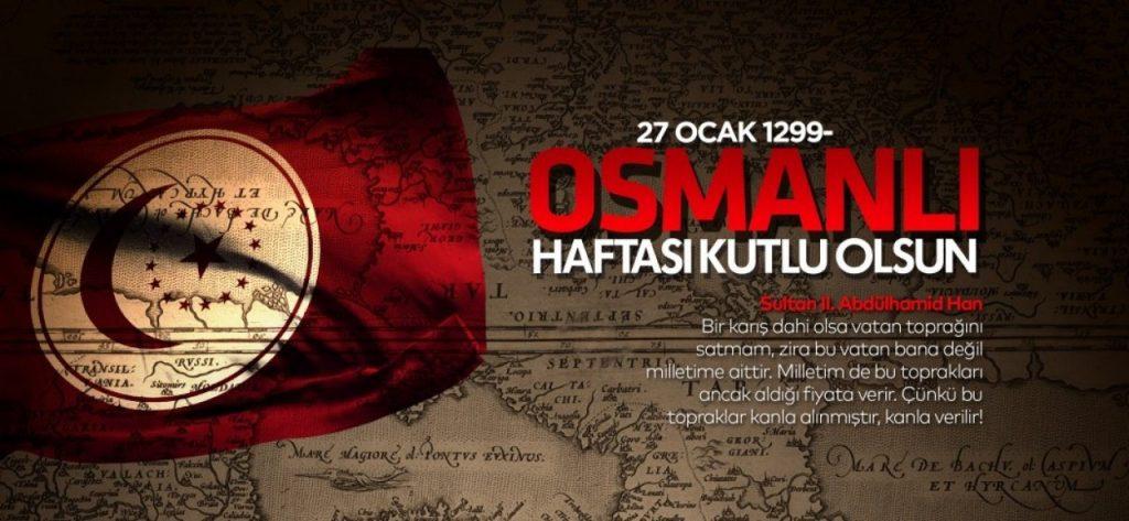 Osmanlı Haftası Sözleri